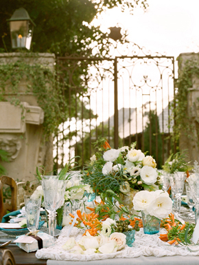 brooke keegan events2 Destination Photo Shoot: Vintage Wedding
