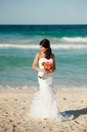Destination Wedding Hair And Makeup Dresses