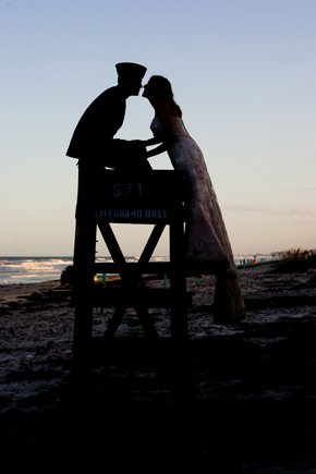 florida wedding photography1 Military Trash the Dress Session