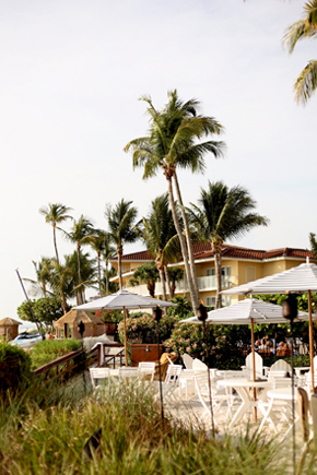 la playa florida beach wedding resorts1 Destination Wedding in Naples, Florida