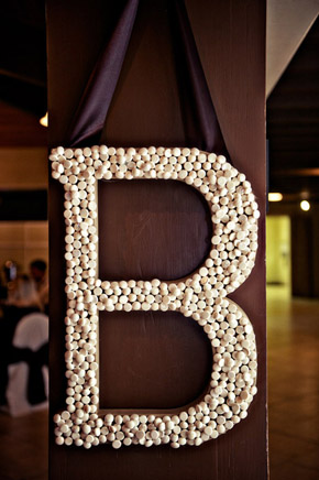 mm letters St. Simons Island, Georgia Destination Wedding