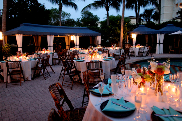 outdoor destination weddings in florida Destination Wedding in Naples, Florida