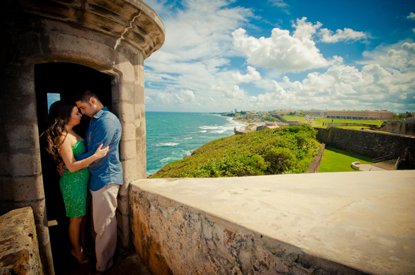 puerto rico honeymoons Puerto Rico Engagement