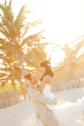 punta cana wedding on the beach