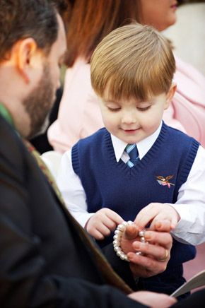 ring bearers St. Simons Island, Georgia Destination Wedding