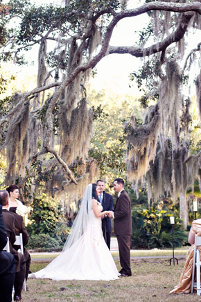 southern island wedding locations St. Simons Island, Georgia Destination Wedding
