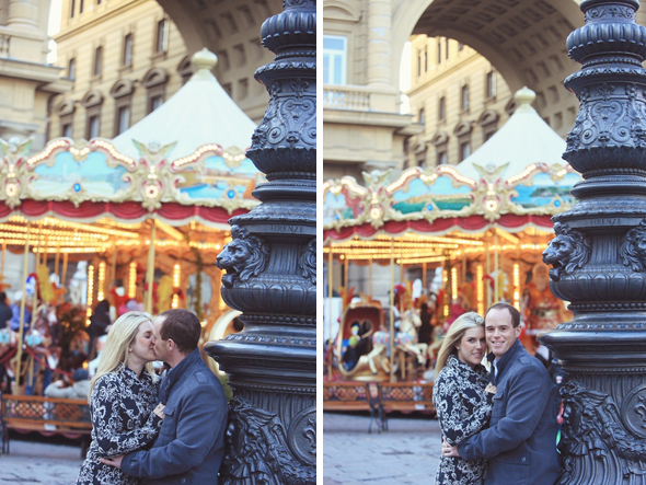 wedding shoot in italy Engagement in Florence, Italy