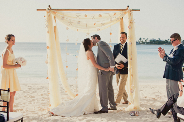 beach weddings bahamas Destination Wedding in the Bahamas