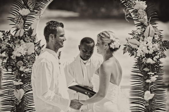 beach weddings barbados