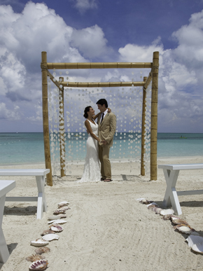 destination weddings at sandals