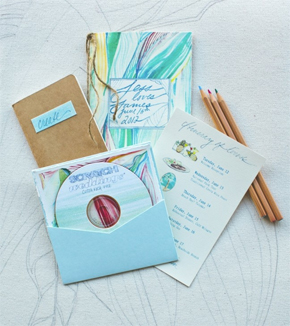 kristy rice wedding invitations