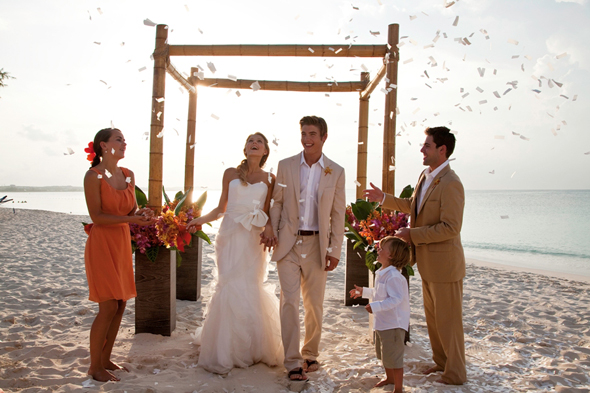 sandals weddings