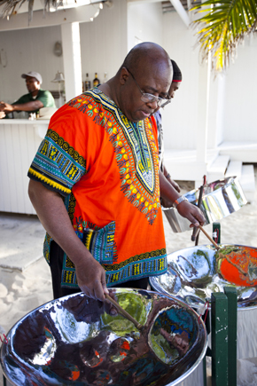 steel drum band bahamas Destination Wedding in the Bahamas