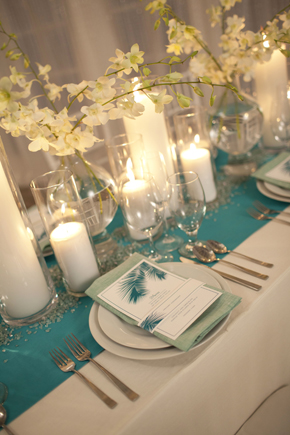 Sandals Wedding Teal And White New Ideas