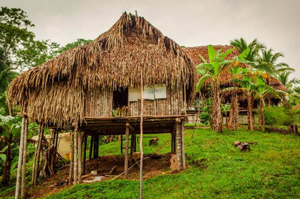 tribes in panama