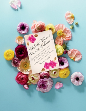 watercolor wedding invitations Watercolor Wedding Ideas