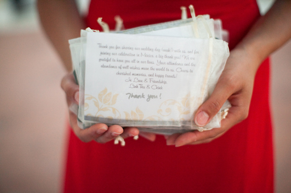 Thank You Gifts For Destination Wedding Guests : Destination Wedding Photography: Kimberly Chau Photography