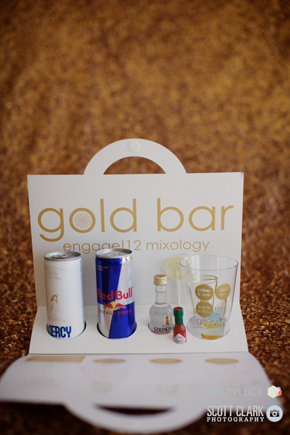 Las Vegas Destination Wedding Gift Bags : ... ll be toting around this gold bag across the globe this summer