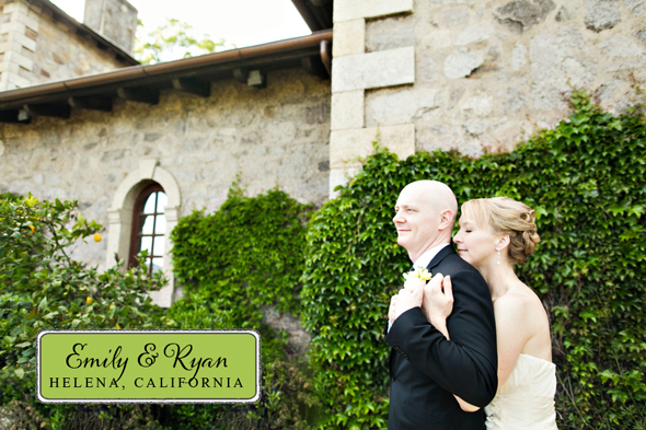 winery wedding ca1 St. Helena Destination Wedding