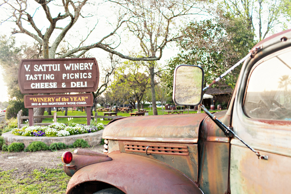 winery wedding locations St. Helena Destination Wedding