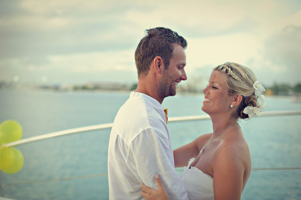 yacht weddings Destination Wedding on a Boat in Barbados