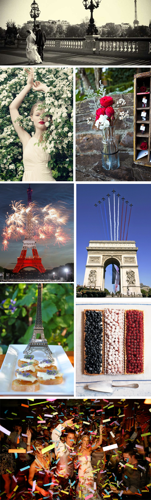 bastille day weddings