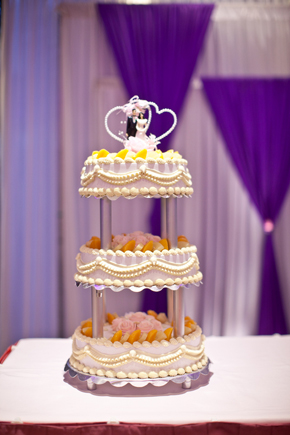 chinese wedding cake ideas