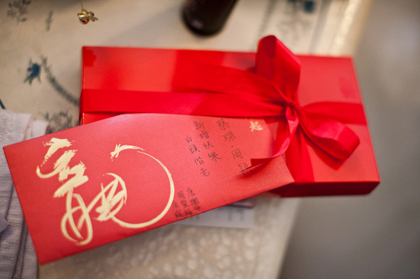 chinese wedding envelopes