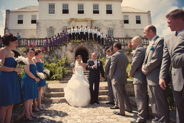 destination weddings caribbean Rose Hall, Jamaica Destination Wedding