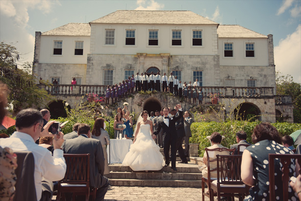 montego bay jamaica weddings Rose Hall, Jamaica Destination Wedding