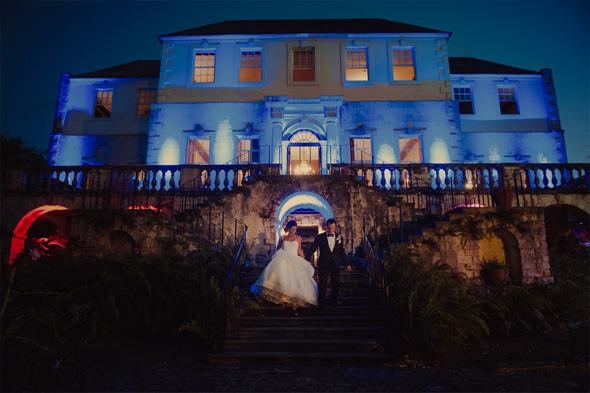 montego bay wedding locations Rose Hall, Jamaica Destination Wedding