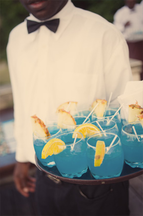 signature drink for destination wedding Rose Hall, Jamaica Destination Wedding
