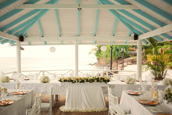 st lucia wedding locations