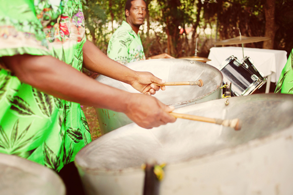 steel drum band st lucia
