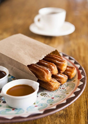 wedding churros