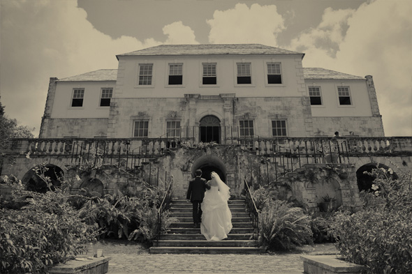 wedding location montego bay Rose Hall, Jamaica Destination Wedding
