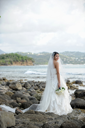 weddings in st lucia St. Lucia Destination Wedding