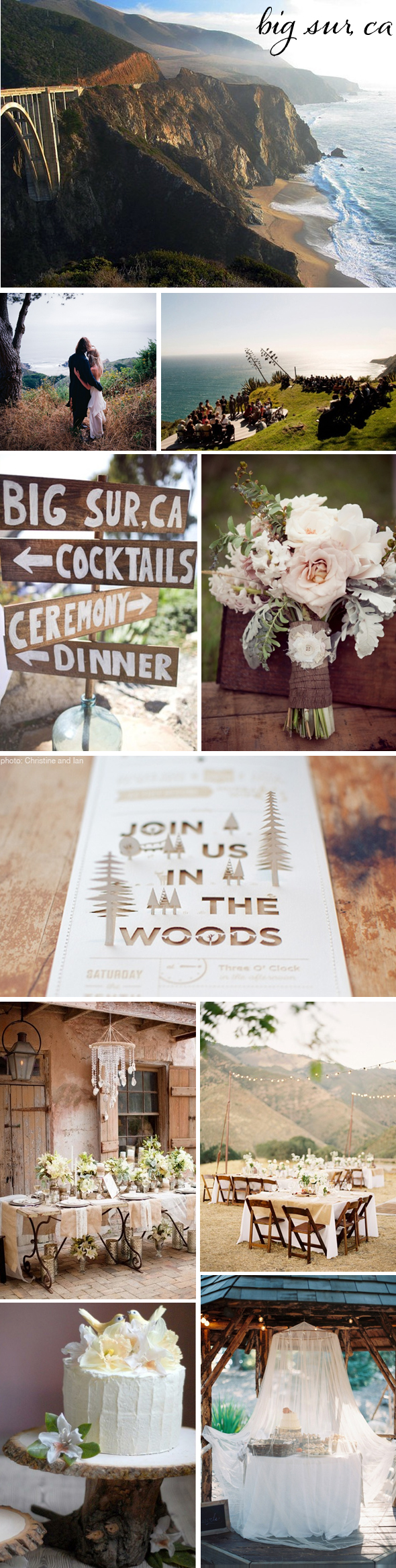big sur weddings
