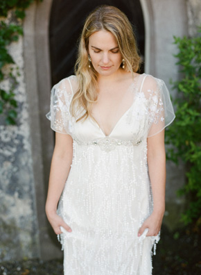 claire pettibone Destination Wedding in Ireland Photo Shoot