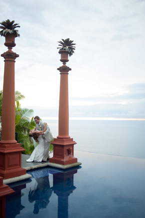 costa rica destination wedding1 Costa Rica Destination Wedding at Zephyr Palace