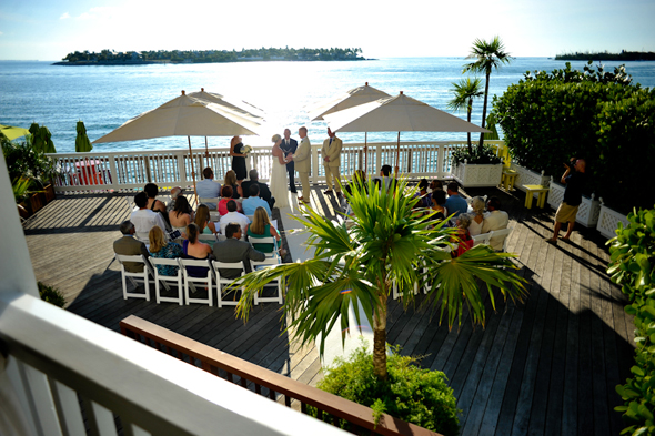 key west boutique hotel wedding Key West, Florida Destination Wedding