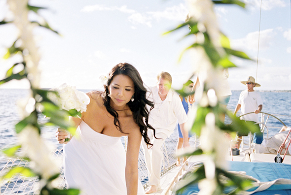 maui destination weddings Maui, Hawaii Destination Wedding on a Boat