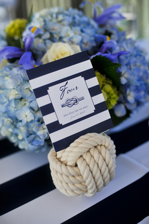 nautical table number Key West, Florida Destination Wedding