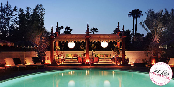 parker palm springs honeymoon Weddings at The Parker Palm Springs