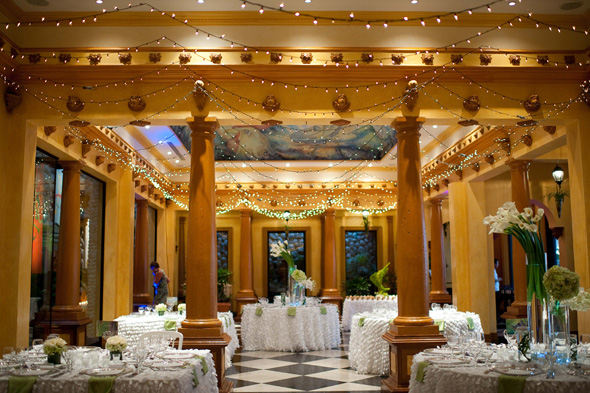 private mansion wedding costa rica Costa Rica Destination Wedding at Zephyr Palace