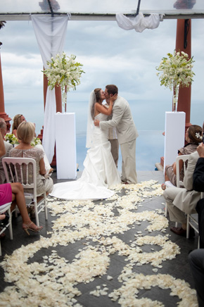 tropical occasions wedding planning Costa Rica Destination Wedding at Zephyr Palace