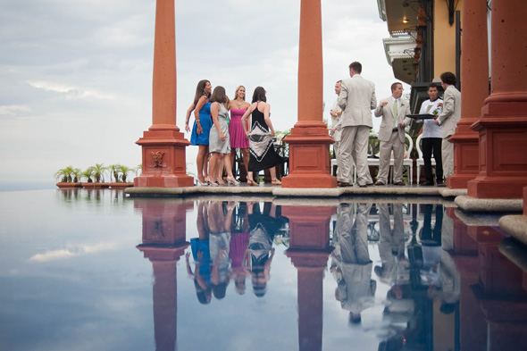 wedding venues costa rica Costa Rica Destination Wedding at Zephyr Palace