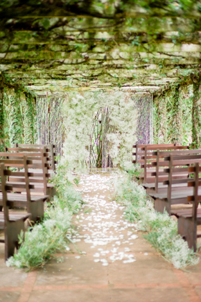 babys breath wedding flowers Bellefield Great House, Montego Bay, Jamaica Wedding Inspiration