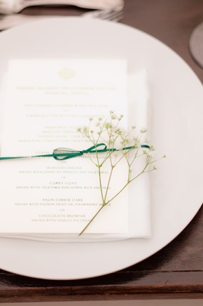 babys breath weddings1 Bellefield Great House, Montego Bay, Jamaica Wedding Inspiration
