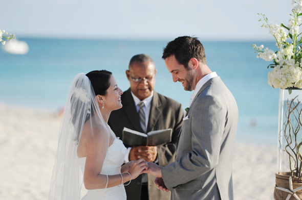 cayman islands beach weddings